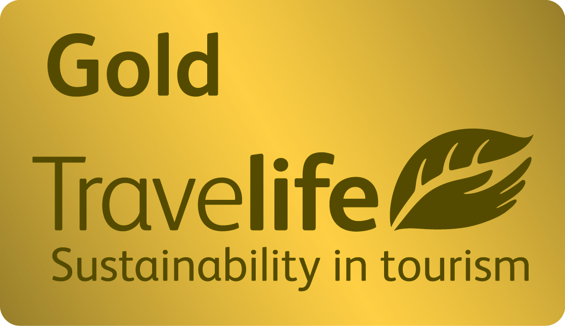 Travelife Gold RGB